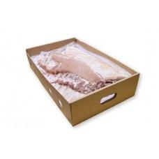 Грудинка на кости ОХОТНО (замороженная, категория Б) Россия