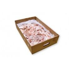 Свинина жилованная гофрокороб, ОХОТНО (замороженная, в ассортименте) Россия