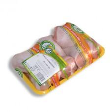Голень цыплят-бройлеров на подложке Ситно